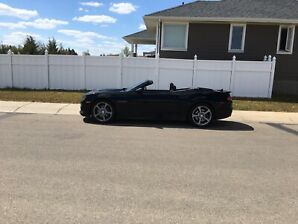 2014 Camero SS convertible low kms