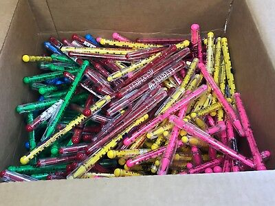 450 Wholesale Lot Misprint Maze Puzzle Pens Assorted Colors Med Pt