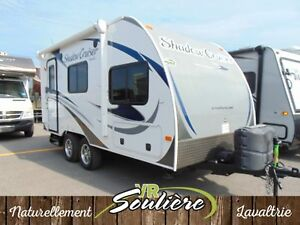 2014 Shadow Cruiser 185FBR