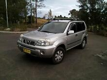 2007 Nissan X-trail Wagon 4X4 Auto T30 ST Grose Vale Hawkesbury Area Preview
