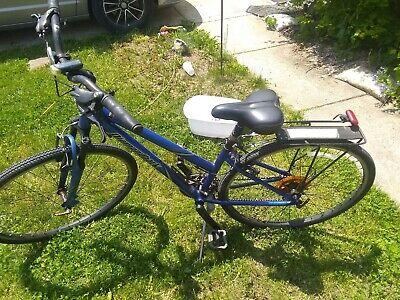 1fbeb113925 Diamondback Edgewood 7 Speed 6061 aluminum Cit Hybrid Bike w/ Suspension ~  NICE