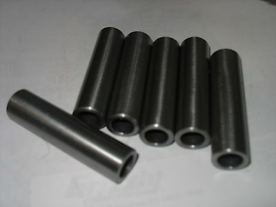 Steel Tubing 1 14 Od X 1 Id X 24 Long 1 Pc Dom Crs
