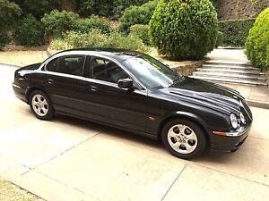 2000 Jaguar S Type Sedan Bendigo Bendigo City Preview