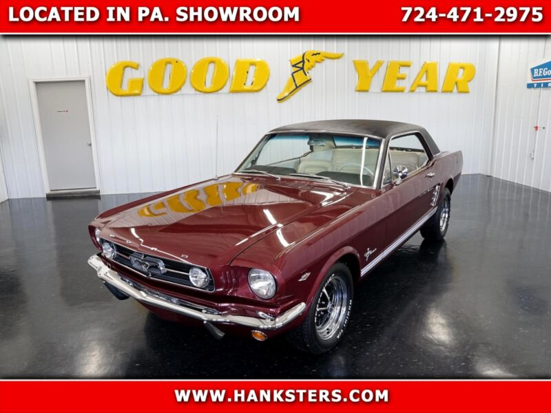 Image 1 Coche Americano de época Ford Mustang 1965