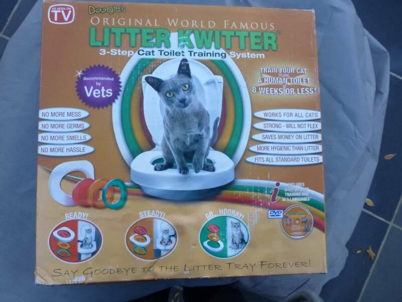 Cat Toilet Training | Pet Products | Gumtree Australia