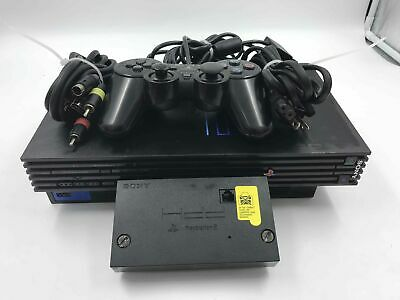 Sony PlayStation 2 PS2 SCPH-39001 w/ Accessories