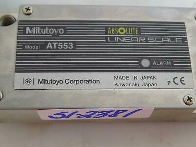 Mitutoyo Linear Scale Interface Box Only At553 Mlz