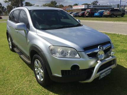 2008 Holden Captiva Wagon Turbo Diesel **IMMACULATE CONDITION***