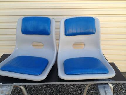 boat seats to suit tinnie or similar water craft. Innes Park Bundaberg City Preview