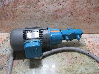 Worldwide Industrial Motor Wwe1.5-36-143t Cc006a Iso9001 Marzocchi Pump Agie Edm