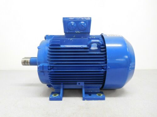 MO-3368, NEW SIEMENS ELECTRIC MOTOR. 5.5 KW. 7.5  HP. 3 PH. 1735 RPM. 380 V.