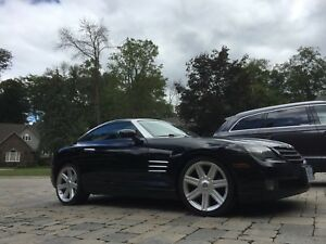 Chrysler Crossfire Coupe 3.2 V6 Automatic RWD. Loaded.