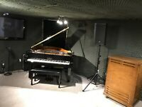 Private piano and singing lessons west island