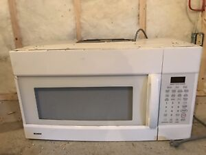 Convection oven/ microwave