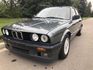 1988 BMW E30