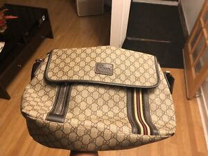 Gucci authentic messenger bag