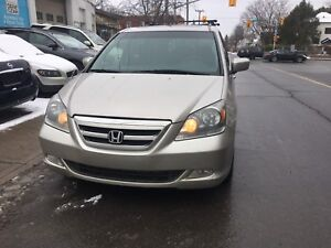 2006 Honda Odyssey EXL 8 seats. Safetied and E-Tested!