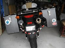 TWO PANNIER BOXES, INNER BAGS AND FRAME FOR SALE Maitland Maitland Area Preview