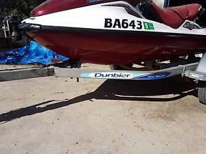 Dunbier Jet-ski Trailer Donnybrook Donnybrook Area Preview