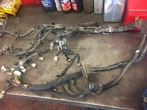 2002 Toyota Camry engine wiring harness 2.4l