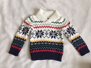 HUDSON'S BAY SWEATER, 18-24 months