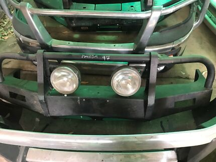 Mazda bravo   Ford courier bullbar  Cannington Canning Area Preview