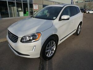 2017 Volvo XC60 T6 AWD with 6 year or 160,000km warranty!