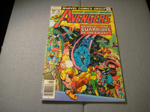 Avengers # 167 (Marvel, 1978) Guardians of the Galaxy