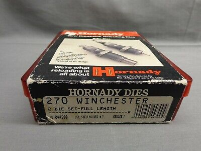 Hornady Full Length Die 7mm 08 Remington
