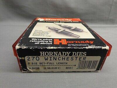 Hornady Full Length Die 7mm 08 Remington
