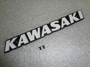 KAWASAKI, Emblem, Schriftzug,Tankemblem, Z1/900, Z1000 A , usw., ZK56014-1006