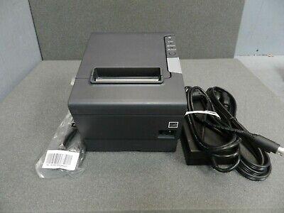 Epson Micros Tm-t88v M244a Thermal Kitchen Pos Network Usb Printer