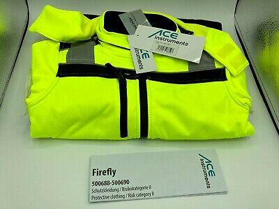 ACE Firefly Kinder-Warnschutzjacke | Größe: 128 | Schutzkleidung