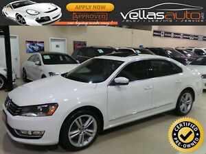 2013 Volkswagen Passat 2.0 TDI| HIGHLINE| NAVI| LEATHER| SUNROOF