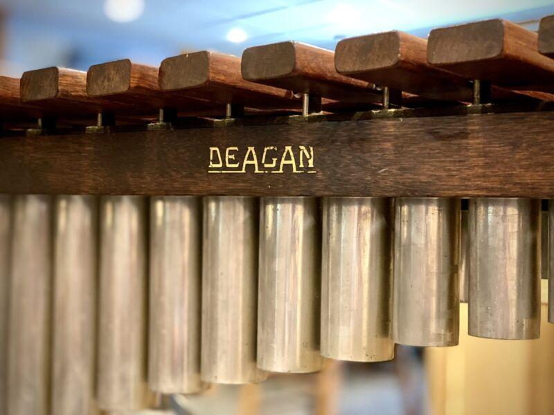 Deagan Xylorimba 730 Antique / Vintage 1920's Xylophone / Marimba, Rosewood