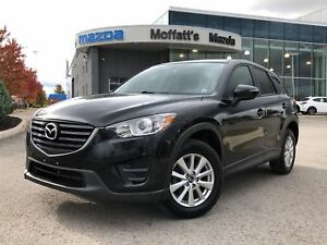2016 Mazda CX-5 GX AWD BLUETOOTH, CRUISE, 7 SCREEN, PUSH START
