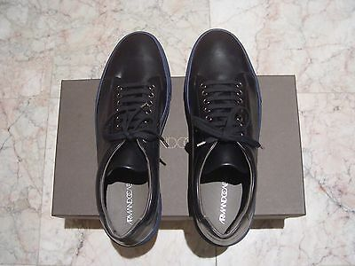 100% AUTHENTIC NWB! ARMANDO CABRAL MEN'S LOW SNEAKERS SIZE 10 MADE IN ITALY