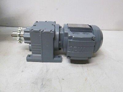 Sew Eurodrive R27 Dr63l4 Gearmotor 01.7555632401.0035.18 Hobart 697724-3 New