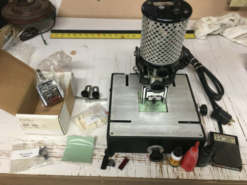 Lassco Wizer Numbering Machine  Working Properly