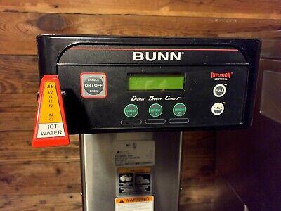 Bunn Icb-dv Infusion Brewwise Dbc Coffee Brewer W 1.5 Gal. Server 36600.0431
