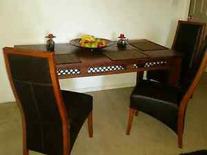 Dining table & chairs Shellharbour Shellharbour Area Preview