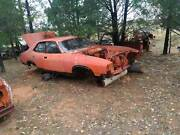 Assorted Old Cars (Falcons  XB,XC and Scout 80's) Darling Downs Preview