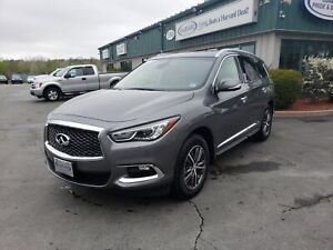 2019 Infiniti QX60 Pure 360 CAMERA/LEATHER/REMOTE START/NAVIG...