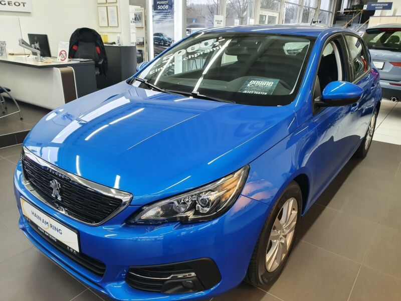 Peugeot 308 Active Pack 130 Safety Paket Sitzheizung