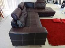 Beautiful Leather Corner Sofa Deer Park Brimbank Area Preview