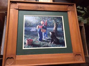 Wooden Framed Prints (2)