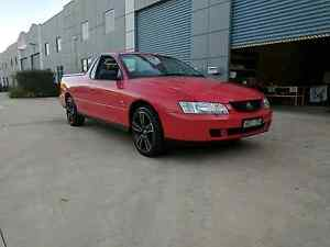2003 Holden Commodore VY ute V6 manual Eltham Nillumbik Area Preview