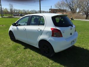Toyota yaris 2006 automatique