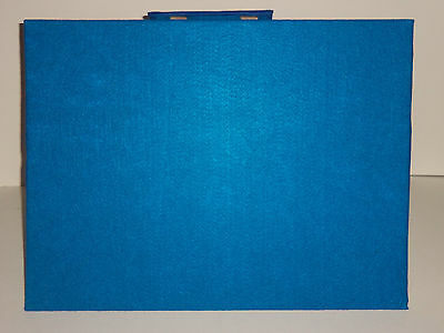 Large Felt Flannel Board  22  X 17 Double sided night day story Easy Self Stand