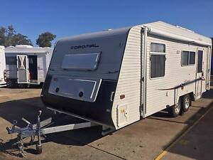 2009 19' COROMAL LIFESTYLE 635 SHOWER TOILET CARAVAN * IMMACULATE Clontarf Redcliffe Area Preview